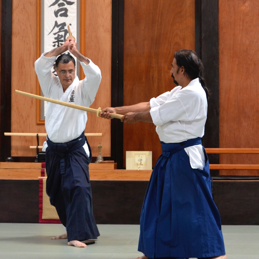 Aikido Weapons
